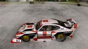 Ford Zakspeed Capri Mk3 (1978-1983) for GTA San Andreas miniature 2