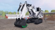 Liebherr R 9800 for Farming Simulator 2015 miniature 1