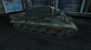 JagdTiger от ALEX_MATALEX for World Of Tanks miniature 5