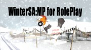 WinterSA:MP for RolePlay  миниатюра 1