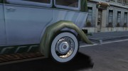 Enhanced wheels retexture for Mafia: The City of Lost Heaven miniature 3