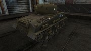 Шкурка для M4A3E8 Sherman for World Of Tanks miniature 4
