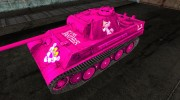"Шкурка для PzKpfw V Panther ""The Pink Panther"" for World Of Tanks miniature 1"