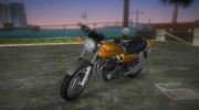 Kawasaki Z1 1975 for GTA Vice City miniature 1