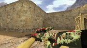 AWP Дикий стиль for Counter Strike 1.6 miniature 1