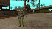 GGO Sinon for GTA San Andreas miniature 14