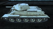 T-34 22 for World Of Tanks miniature 2