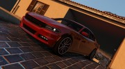 2015 Dodge Charger RT 1.4 for GTA 5 miniature 6