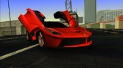 Ferrari LaFerrari F70 for GTA Vice City miniature 1