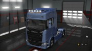 Scania S - R New Tuning Accessories (SCS) for Euro Truck Simulator 2 miniature 6