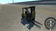 Forklift for BeamNG.Drive miniature 2