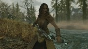 Runed Nordic Weapons для TES V: Skyrim миниатюра 4