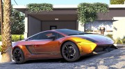 Lamborghini Gallardo LP570-4 Superleggera 2011 1.0 для GTA 5 миниатюра 3
