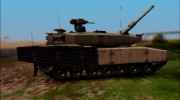 Leopard 2 MBT Revolution для GTA San Andreas миниатюра 2