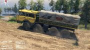 Tatra 813 Kolos Kings Off-Road 1.2 for Spintires 2014 miniature 3