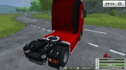 Mercedes-Benz Actros MP4 for Farming Simulator 2013 miniature 5