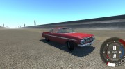 Chevrolet Impala Coupe 1959 for BeamNG.Drive miniature 3