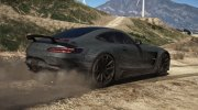Mercedes-Benz AMG GT S Mansory for GTA 5 miniature 3