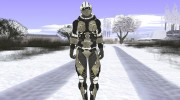 Skin Cyber Suit for GTA San Andreas miniature 2