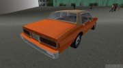 Chevrolet Caprice 1986 for GTA Vice City miniature 3