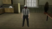Payday 2 Wolf Reservoir Dogs (Fan Made) для GTA San Andreas миниатюра 3