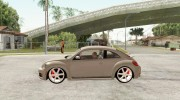 Volkswagen Beetle for GTA San Andreas miniature 4