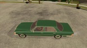 Mercedes - Benz 280SE for GTA San Andreas miniature 2