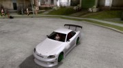 Toyota Soarer for GTA San Andreas miniature 1