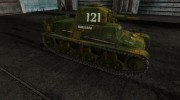 Шкурка для PzKpfw 38H735(f) for World Of Tanks miniature 5