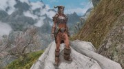New Ancient Nord Armor for CBBE для TES V: Skyrim миниатюра 4