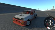 Renault 5 Turbo for BeamNG.Drive miniature 1