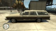 1985 Oldsmobile Custom Cruiser for GTA 4 miniature 2