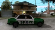 Admiral SFPD for GTA San Andreas miniature 5