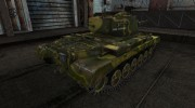 Шкурка для M46 Patton for World Of Tanks miniature 4