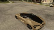 Bertone Mantide for GTA San Andreas miniature 3