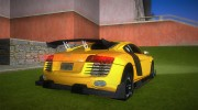 Audi Le Mans Tuning v.2 for GTA Vice City miniature 3