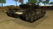 Танк T-72 for GTA San Andreas miniature 3