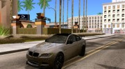 BMW M3 GT-S 2011 for GTA San Andreas miniature 1