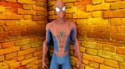 The Amazing Spider Man 2 Oficial Skin для GTA San Andreas миниатюра 1