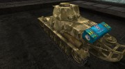 PzKpfw 38H735 (f) DeathRoller for World Of Tanks miniature 3