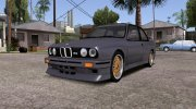 BMW M3 E30 (US-spec) 1991 for GTA San Andreas miniature 7