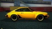 Porsche 911 (930) Turbo 3.3 Coupe US-spec 1978 for GTA Vice City miniature 7