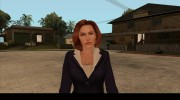 Dana Scully (The X-Files) для GTA San Andreas миниатюра 9
