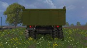 МАЗ 205 for Farming Simulator 2015 miniature 5