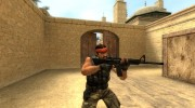 Stoner Sr-16 для Counter-Strike Source миниатюра 4