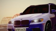 BMW X5M 2013г for GTA San Andreas miniature 7
