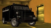 International 4000 Police Special for GTA San Andreas miniature 1