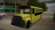 School Pimp Bus v.2 for GTA Vice City miniature 1