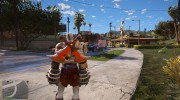 Kratos - God of War III - UPGRADED VERSION 2.0 for GTA 5 miniature 2