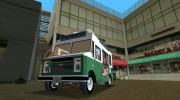 Chevrolet Forvard Control 20 Ice Cream for GTA Vice City miniature 1